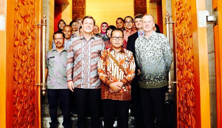 Foto Berita Pemkot Makassar dan Asian Development Bank Jajaki Kerja Sama Investasi