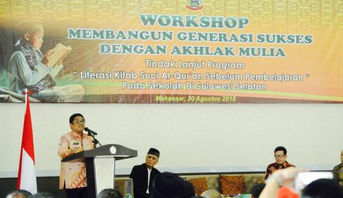 Foto Sumarsono Sebut Pendidikan Agama Bangun Mental Masyarakat Indonesia