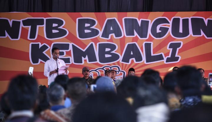 Foto Berita Akbar: 2014 Suara Jokowi di bawah 30 Persen, 2019 Harus Dibalik....