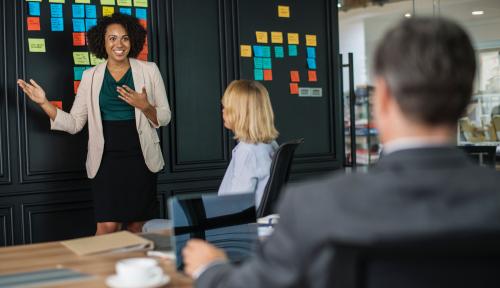 Foto 3 Kunci Pimpin Perusahaan di Era Industri 4.0