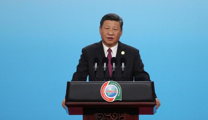 Lewat Jalan Sutra Baru Perdagangan China-Arab Saudi Naik 34 Persen - Warta Ekonomi