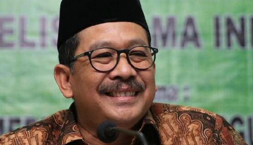 Foto Menteri Lukman Bikin Kartu Nikah, MUI Merestui?