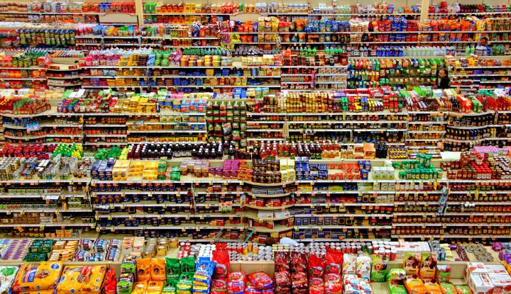 Foto Berita September, Penjualan Eceran Tumbuh 4,8%