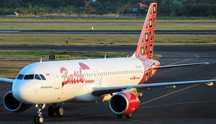 Foto Berita Harga Tiket Pesawat Kemahalan Bikin Warga Geregetan