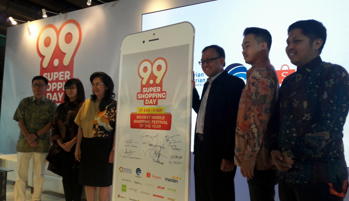 Foto Berita 14 e-Commerce Ternama Ramaikan 9.9 Super Shopping Day