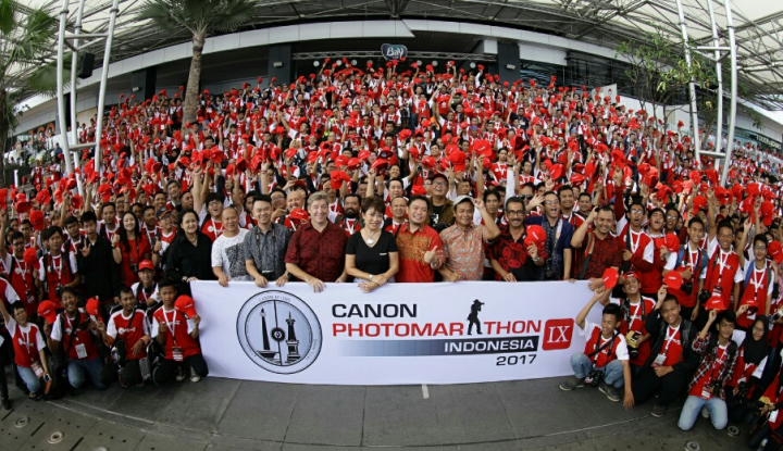 Foto Berita Canon Photo Marathon Indonesia Siap Digelar