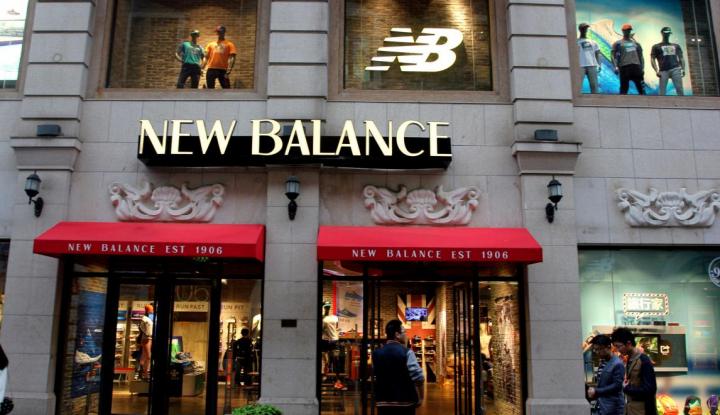 Foto Berita New Balance Gunakan Artificial Intelligence di Pekan Mode New York