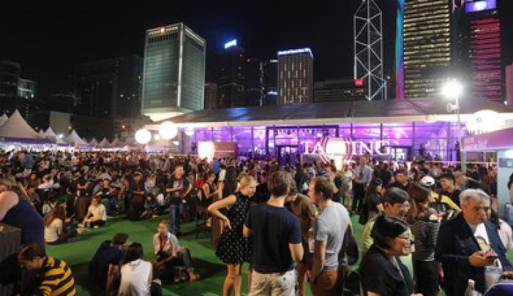 Foto Berita Hong Kong Tourism Board Kembali Adakan Hong Kong Wine & Dine Festival