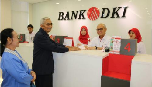 Foto Jelang Tutup Buku 2018, Bank DKI Tambah Lagi 7 Kantor Layanan