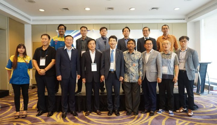 Foto Berita UKM Indonesia-Korsel Jajaki Kerja Sama Inovasi Teknologi