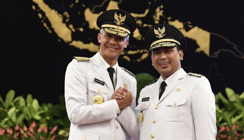 Foto Markas Pemenangan Prabowo-Sandi Pindah ke Kandang Banteng, Begini Reaksi Ganjar...