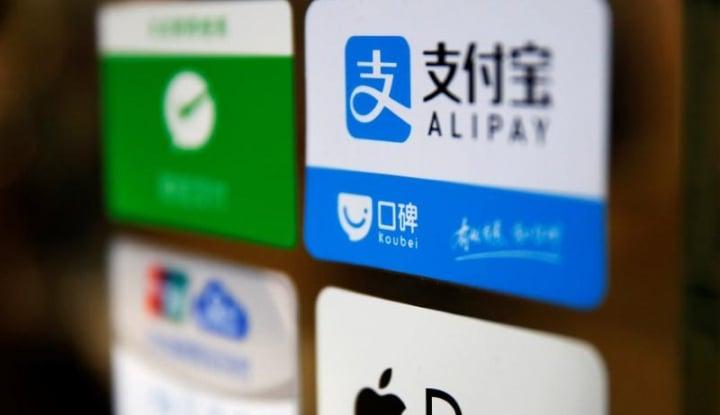 Foto Berita Alipay Lebarkan Sayapnya ke Jepang