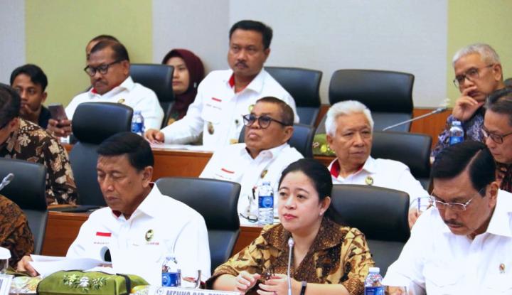Foto Berita Banggar DPR RI Bahas Prioritas Nasional dalam Rapat Pembahasan RKA RAPBN-P 2019