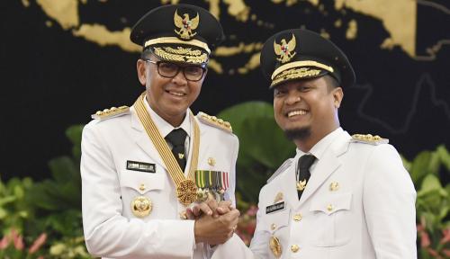 Andi Sudirman Sulaiman Diperiksa KPK dalam Kasus Korupsi Proyek Sulsel