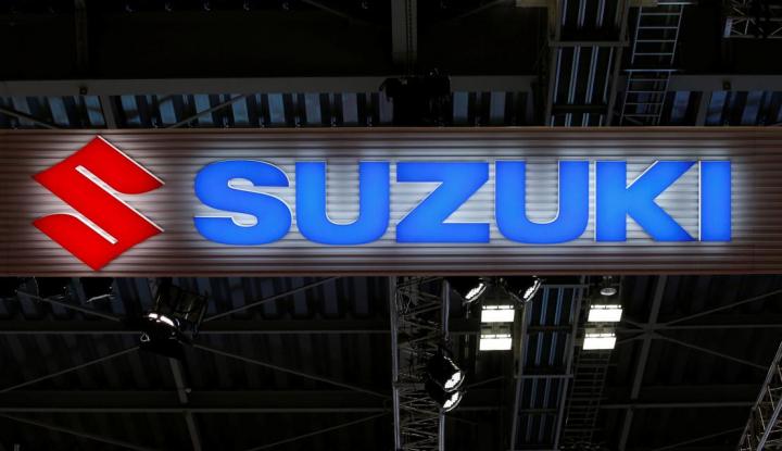 Tumbuh 5,5%, Suzuki Ekspor 43.729 Unit Mobil - Warta Ekonomi