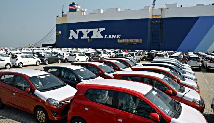 Foto Berita Pengendalian Impor Mobil Mewah Berlaku Bulan Ini