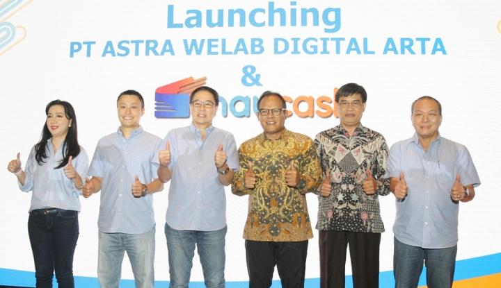 Foto Berita Astra Gandeng WeLab Berikan Pinjaman Berbasis Fintech di Indonesia
