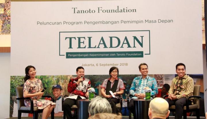 Foto Berita Racik Pemimpin Masa Depan, Tanoto Foundation Luncurkan Program Teladan