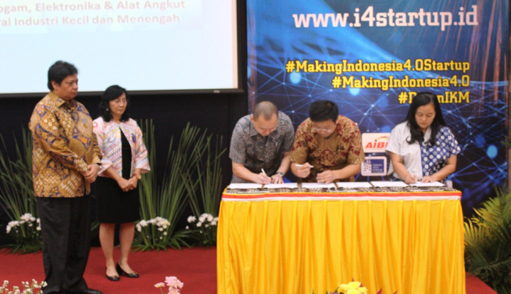 Foto Berita Ditjen Kemenperin Gandeng Dusdusan.com Kembangkan Pasar IKM Berbasis Ekonomi Digital