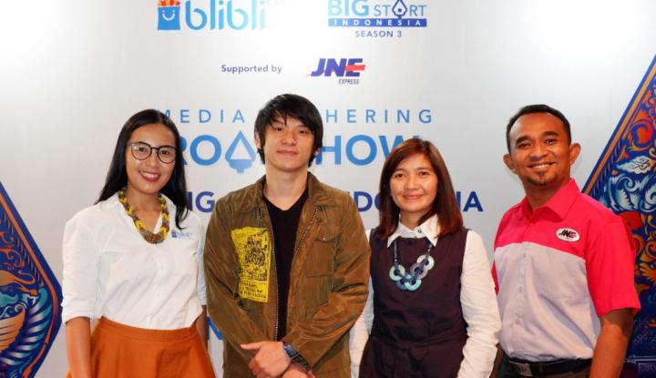 Foto Berita Blibli.com Dukung Perkembangan UMKM Melalui The Big Start Indonesia