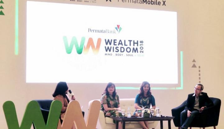 Wealth Wisdom 2018 Angkat Isu Pentingnya Peran Teknologi