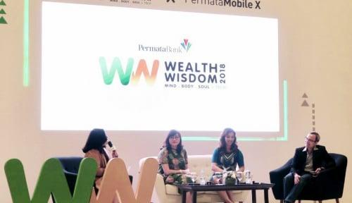 Foto Wealth Wisdom 2018 Angkat Isu Pentingnya Peran Teknologi