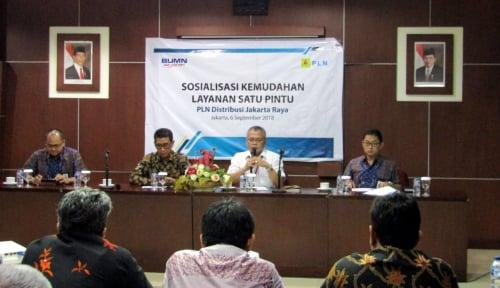 Foto Mudahkan Masyarakat, PLN Disjaya Launching 16 Gerai Layanan Satu Pintu