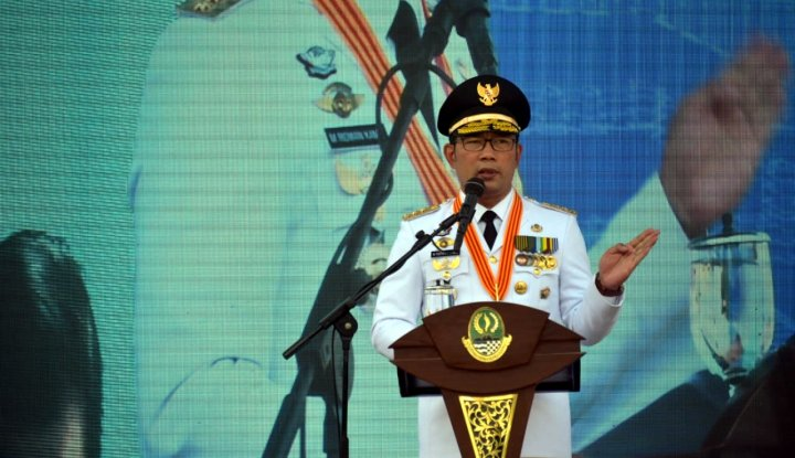 Foto Berita Pemekaran Wilayah, Agenda Kerja 100 Hari Ridwan Kamil