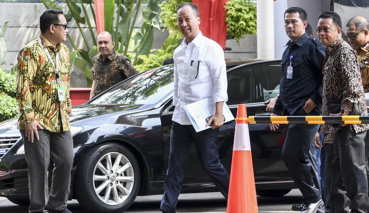 Foto Berita Mensos Lepas Obor Asian Para Games