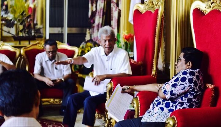 Foto Berita Program P3-TGAI Dukung Kedaulatan Pangan Nasional