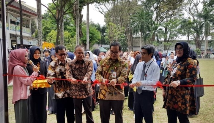 Foto Berita Tingkatkan Awareness, Askrindo Syariah Ikuti Expo IKNB Syariah di Palembang