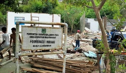 Foto ITB Lakukan Pengeboran Sumur Dekat Puskesmas di Lombok