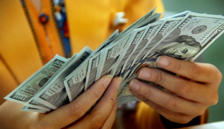 Wabah Corona? Ah Kebal, Rupiah Bikin Dolar AS dan Global Terpental! - Warta Ekonomi