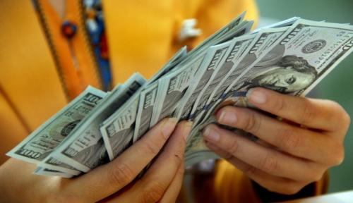 Foto Kurs Dolar Kembali Kuat karena The Fed Indikasikan Kenaikan Suku Bunga Lagi
