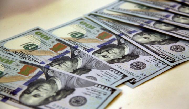 Foto Berita Inflasi Upah Sangat Rendah, Ini Dampaknya Terhadap Dolar AS