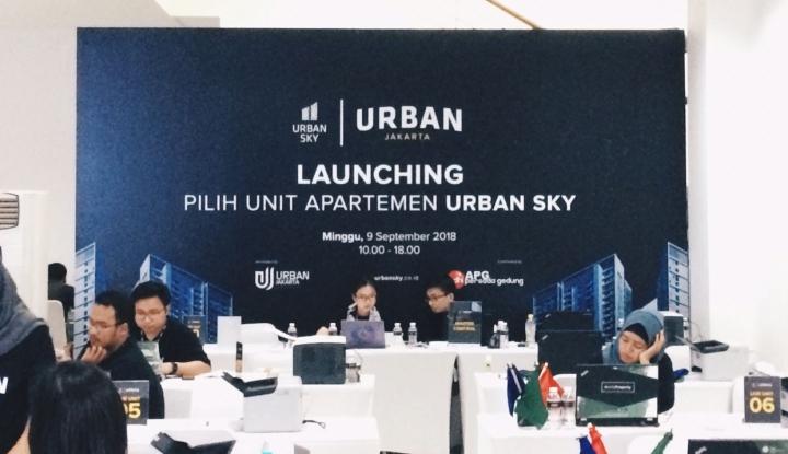 Foto Berita Urban Propertindo Mulai Jual 1.700 Unit Apartemen TOD