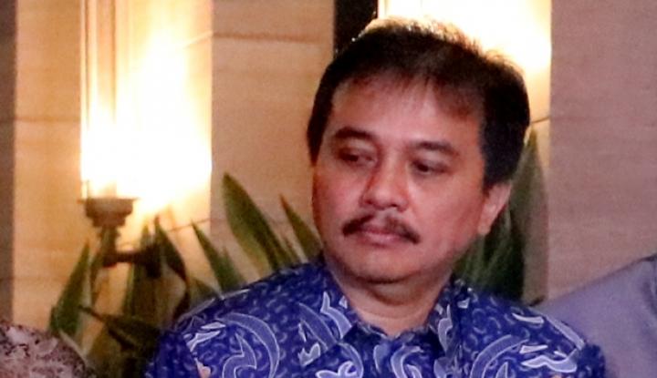 Nah Lho Roy Suryo Dibilang Gak Beradab Sama....