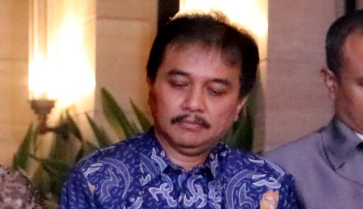 Bully Ahok, Orang Pro Jokowi ke Roy Suryo: Nyanyi Indonesia Raya Saja Salah, Ngaca!