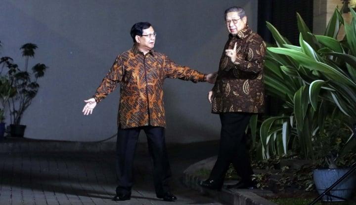 Foto Berita Gerindra Legowo Demokrat Tak Solid Dukung Prabowo-Sandi