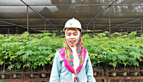 INCO Sosok Srikandi di Balik Reklamasi Lahan Tambang Vale