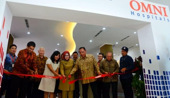 Foto Berita Telah Beroperasi, Rumah Sakit OMNI Pekayon Terima Pasien BPJS