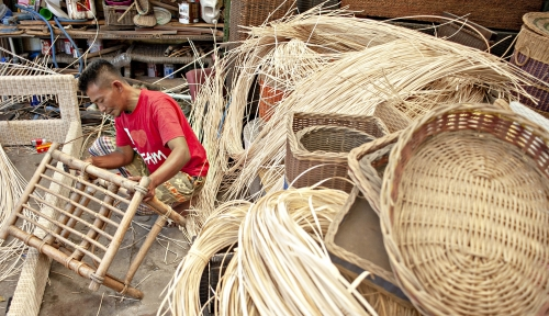 Foto Berdaya Saing, 8 IKM Kerajinan Indonesia Tembus Pasar Eropa