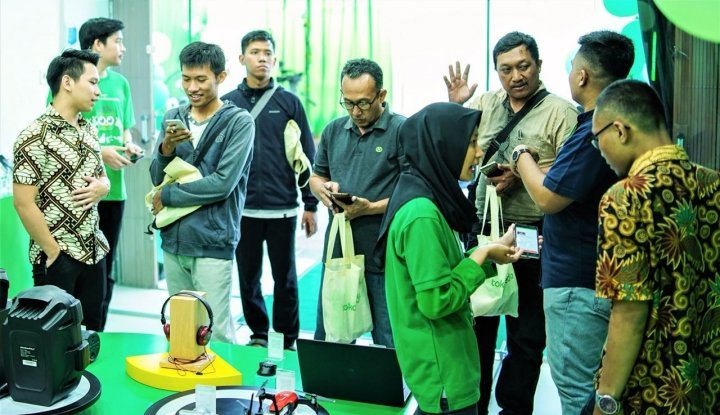 Foto Berita Demi Pemerataan Ekonomi Digital, Tokopedia Terjun ke Daerah