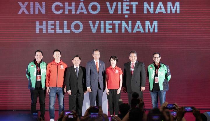 Foto Berita Beroperasi di Hanoi, Go-Viet Resmi Meluncur di Vietnam