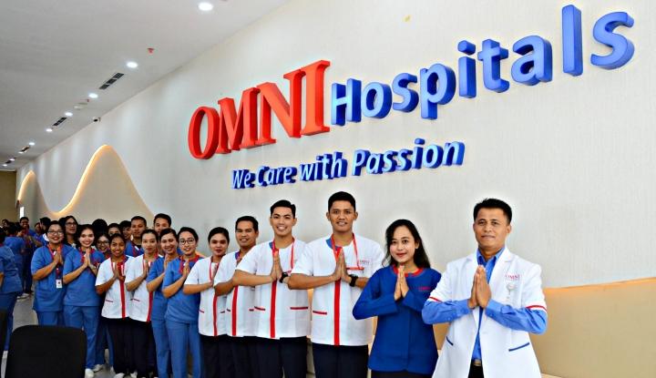 Omni Hospital Rogoh Kocek Dalam-Dalam, Ternyata Mau Caplok RS Milik Konglomerat Eddy Sariaatmadja!