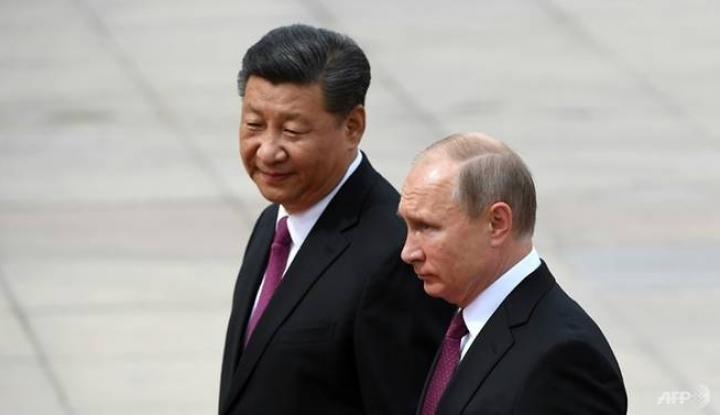 Putin: Hubungan Rusia dengan AS Memburuk, dengan China Justru Berkembang - Warta Ekonomi