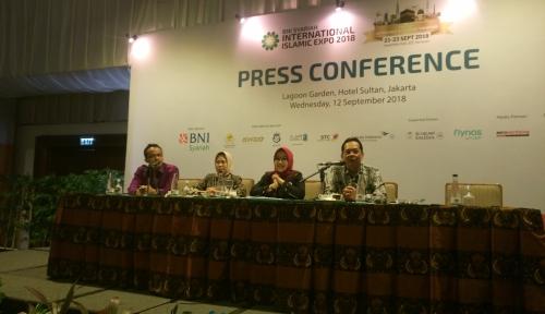 Foto BNI Syariah Kampanyekan Indonesia Berhaji di IIE 2018