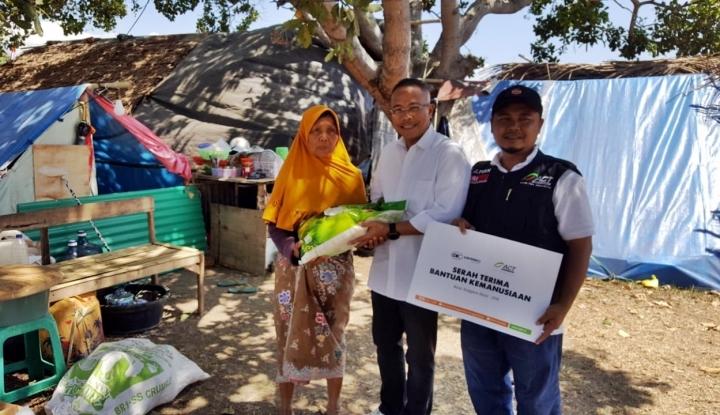 Foto Berita Askrindo Syariah Salurkan Bantuan untuk Korban Gempa Lombok