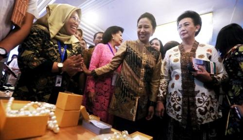 Foto Dorong Go Internasional, Jamkrindo Promosikan UMKM Binaan