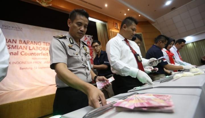 Foto Berita BI Jabar Sebut Kab Subang Dominasi Temuan Uang Palsu